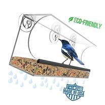 Window Bird Feeder - Best Window Mounted Bird Feeders for