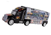 WolVol Transport Car Carrier Truck Toy for Boys