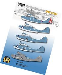 Wolfpack 1:72 PBY Catalina Part.1 PBY-5/5A Waterslide Decal