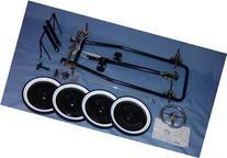 Wooden Pedal Car Kit