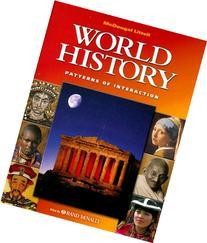 World History : Patterns of Interaction
