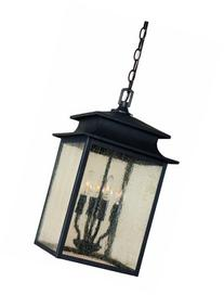 World Imports 9108-42 Sutton Collection 4-Light Hanging