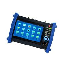 Woshida 7 Inch Touch Screen 1080P HDMI IP Camera CCTV Tester
