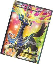 Xerneas EX Full Art 146/146 Xy Pokemon Card