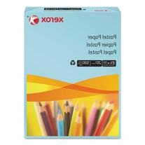 Xerox - Multipurpose Pastel Colored Paper, 20-lb, Letter,