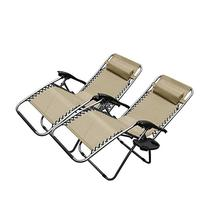 XtremepowerUS Zero Gravity Chair Adjustable Reclining Chair