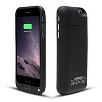 YHhao 3500mAh Cell Phone Battery Charger Case with Kick
