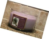 Yankee Candle 17 oz 3 Wick Dish Candle - RELAXING LAVENDER