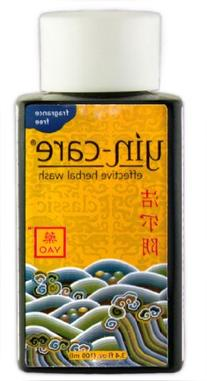 Yin-care Herbal Wash Fragrance Free 3.4oz/100ml