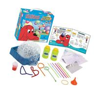 Young Scientist Club Clifford The Big Red Dog Bubble Science