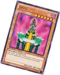 Yu-Gi-Oh! - Jinzo  - Legendary Collection 4: Joey's World -