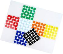 Z Stickers for 6cm Shengshou 5x5x5 Speed Cubes . A Set of