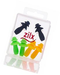 Zilx Earplugs:Back Sleeping, Swimming, Shooting, Musicians,