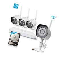 Zmodo Wireless 720p HD Smart NVR Security Camera System
