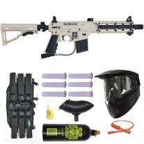 Tippmann A-5 Paintball Marker Gun 3Skull M4 Combat Sniper