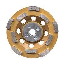 Makita A-96198 Double Row Anti-Vibration Diamond Cup Wheel,
