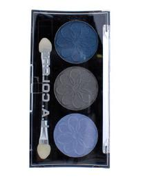 L.A. Colors 3 color Dazzling Metallic Shimmer Eyeshadow