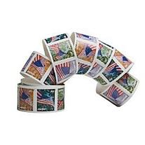 USPS Forever Postage Stamps Flags 100 Count
