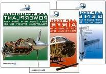 Jeppesen A&P Test Guides Set of 3