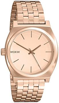 Nixon Women's A045897 Time Teller Stainless Steel Watch