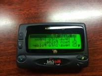 New Motorola A06cqb5812aa Weblink Wireless Pager / Beeper /