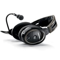 Bose A20 Aviation Headset with Bluetooth Dual Plug Cable,