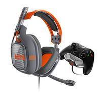 ASTRO Gaming A40 Headset + Mixamp M80 - Dark Grey/Orange -