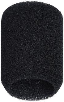 Shure A85WS Black Foam Windscreen for SM85, SM86, SM87A and