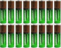 16 X NEW Duracell AA Batteries Rechargeable NiMH Precharged