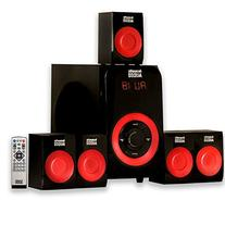Acoustic Audio AA5180 5.1 Surround Sound Home Entertainment