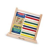 Melissa & Doug Multi-Color Abacus