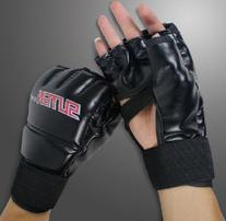 SUTEN MMA Muay Thai Training Punching Bag Half Mitts