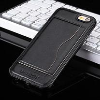 ABC® NEW Leather Back Case metal Aluminum Bumper Cover For