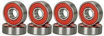 CJESLNA Abec 9 Precision 608 Bearings Skateboard Deck
