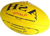 Laema New High Abrasion Australian Rules Football Afl Ball