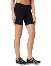 Champion Women's Absolute Bike Short, Black, Large