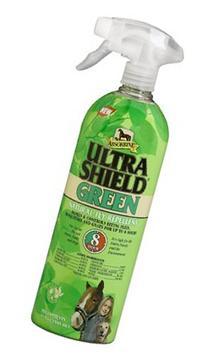 Absorbine UltraShield Green Fly Repellent 128 OZ