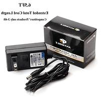 ANTOBLE 6.5ft Cord AC Adapter for Yamaha Keyboard PA130