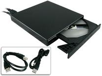 New 24X External USB Slim CD-ROM Drive For Dell laptop