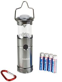 ACDelco AC354 LED Mini Aluminum Camping Lantern with 4AAA