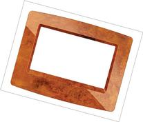 Venstar ACC-FP1BW ColorTouch Face Plate Burl Wood