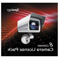 Synology Accessory CLP8 Camera License Pack  Retail