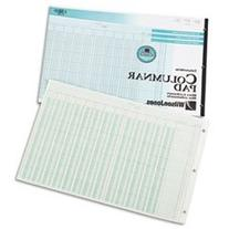 Accounting Pad, 13 Eight-Unit Columns, 11 x 16 3/8, 50-Sheet