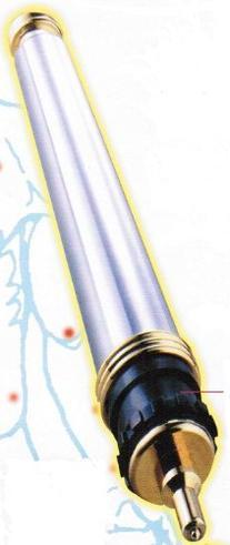 Accu Point Pen by Body Back Company tm