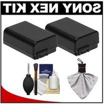Power2000 ACD-772 Battery for Sony NP-FW50 for NEX-3  NEX-5