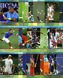 Ace Authentic Roger Federer All Time Singles Champion 32