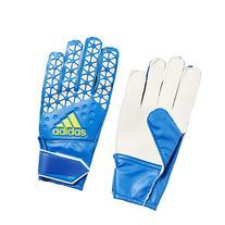 adidas Performance Ace Junior Goalie Gloves, Shock Blue/Semi