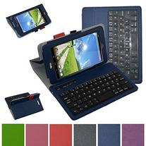 Acer Iconia ONE 7 B1-750 Bluetooth Keyboard Case,Mama Mouth