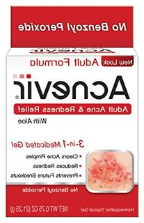 Acnevir Adult Acne & Redness Relief Gel, 0.75 Ounce