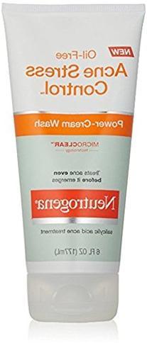 Neutrogena Acne Stress Control Wash Size 6 OZ